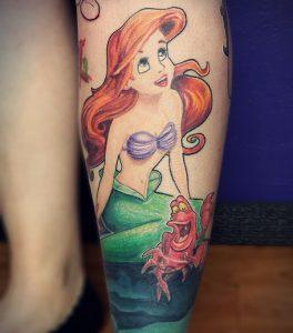 Lilttle mermaid -1-2020